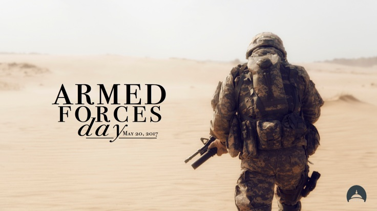 Armed Forces Day w: logo1